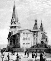 Об архитекторах В. А. Шретере и И. С. Китнере